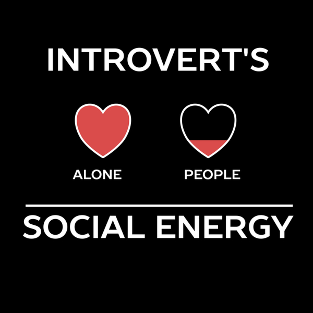NeatoShop: Battery Funny Introvert Humour