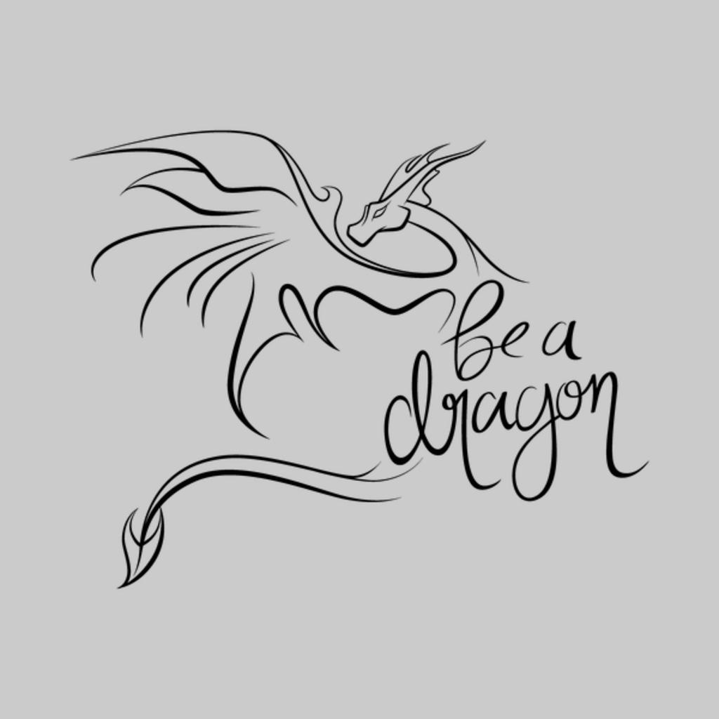 NeatoShop: Be a Dragon - Black