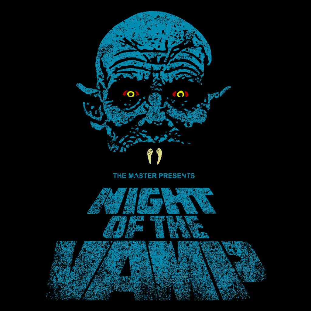 Pop-Up Tee: Daily Deal - Night of the Vamp