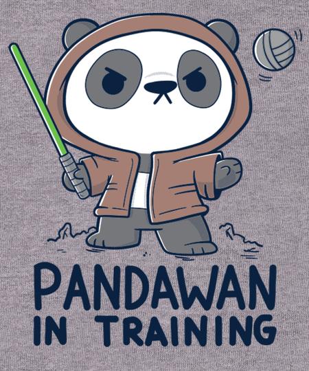 Qwertee: Pandawan in Training