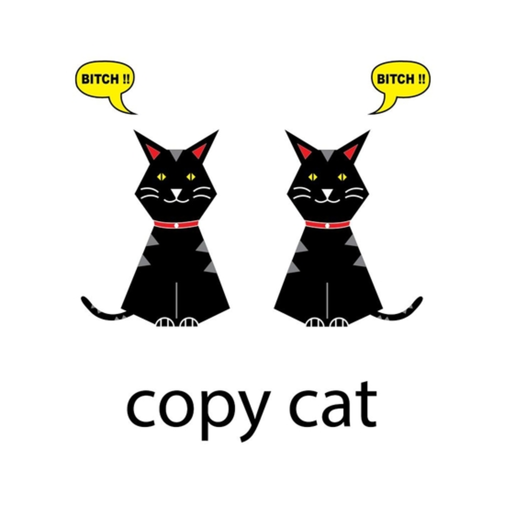 BustedTees: Copy Cat
