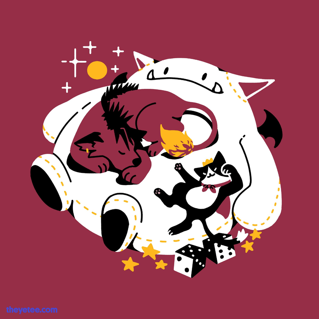 The Yetee: Lounging Animals VII