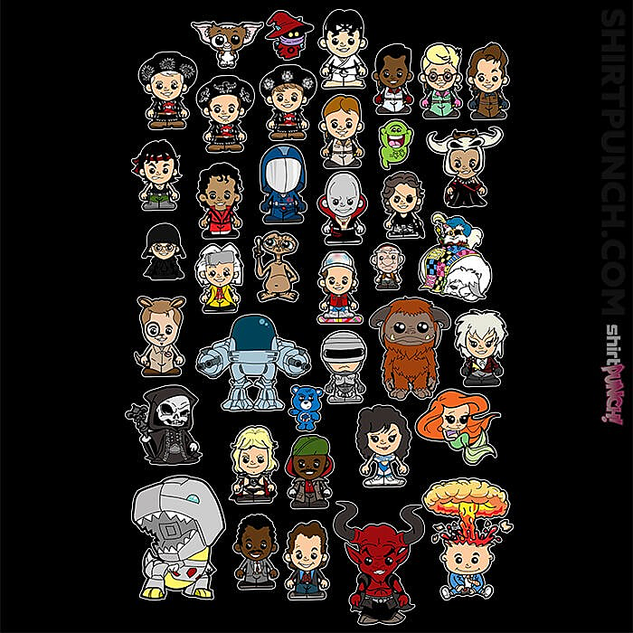 ShirtPunch: This Is What I Did In The 80s Part 2