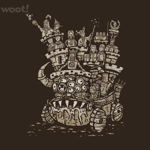 Woot!: The History Machine