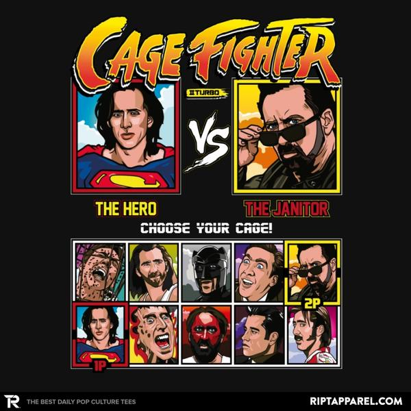 Ript: Cage Fighter 2 Turbo