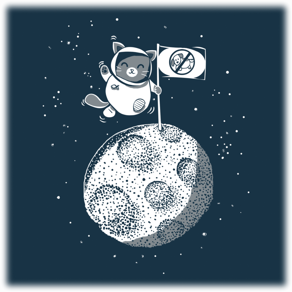 Mediocritee: Cats. In. Space! 1