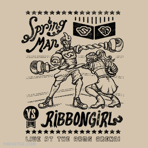 The Yetee: FIGHT NIGHT!