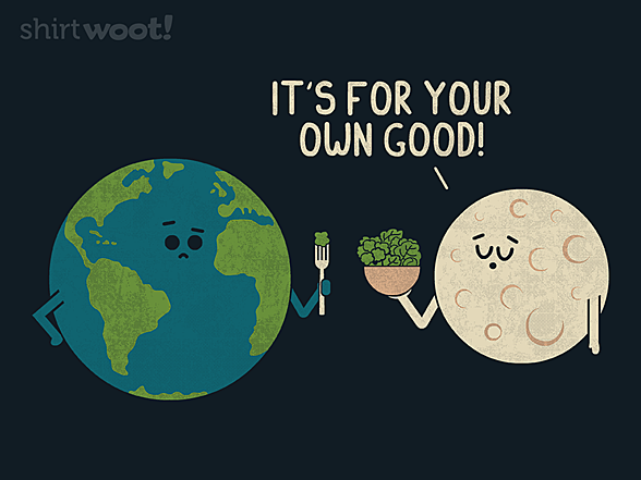 Woot!: Eat Your Greens