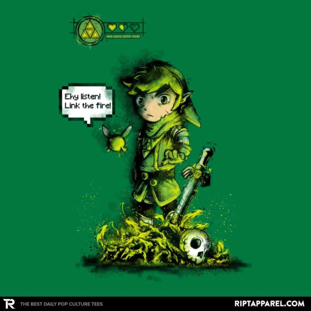 Ript: Link the Fire
