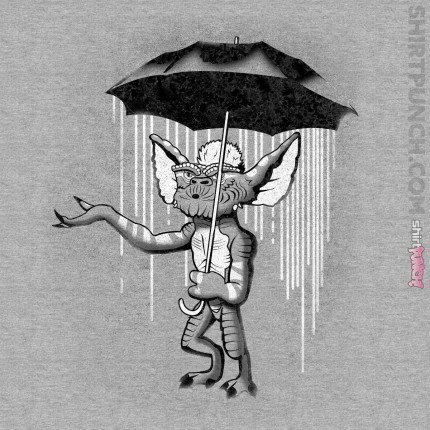 ShirtPunch: Umbrella Monster