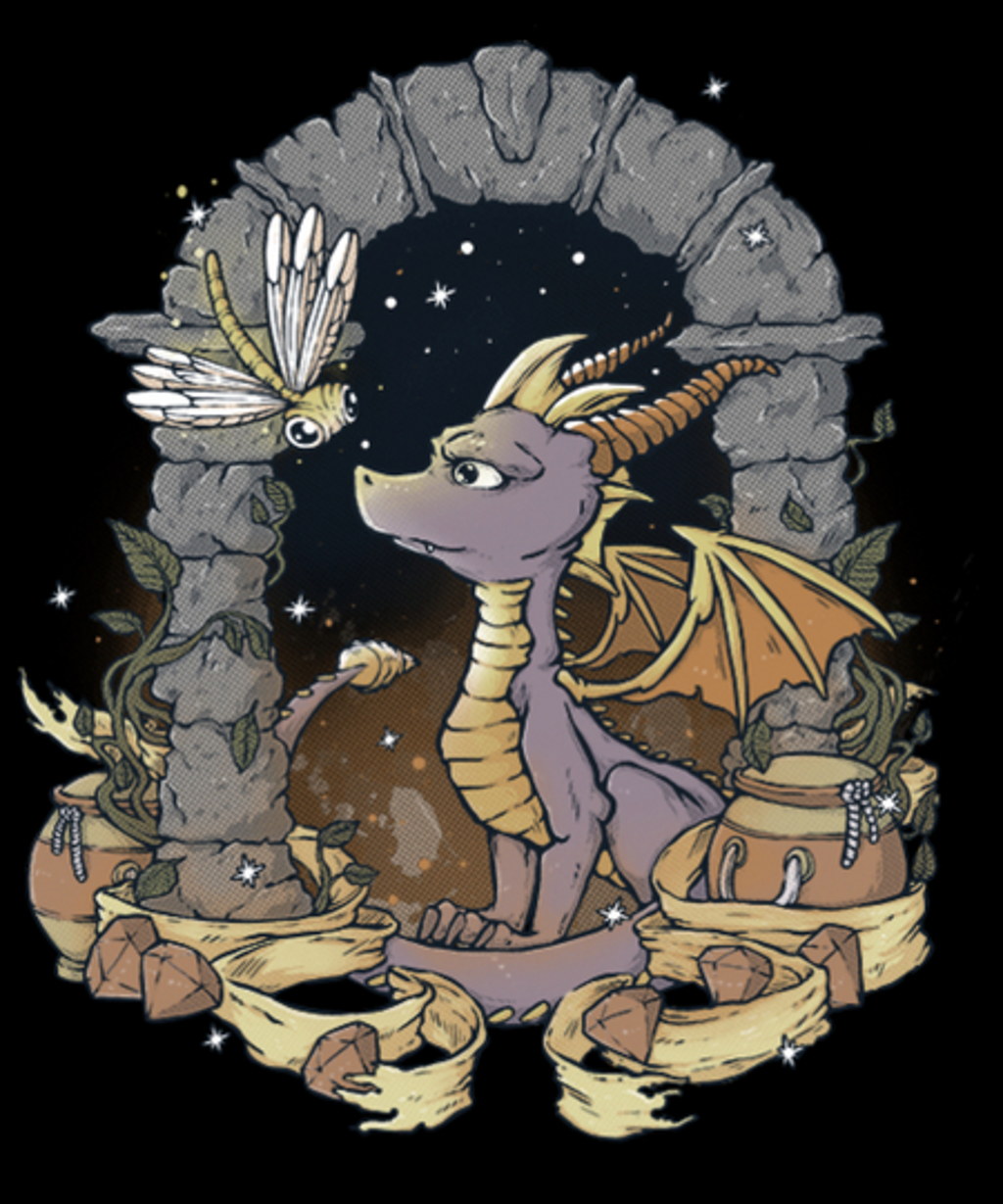 Qwertee: Year Of The Dragon