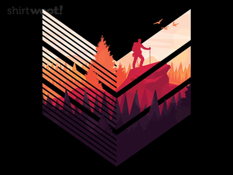 Woot!: Modern Hiker