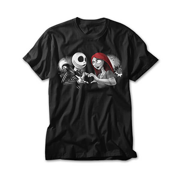 OtherTees: Her Skeleton and His Doll