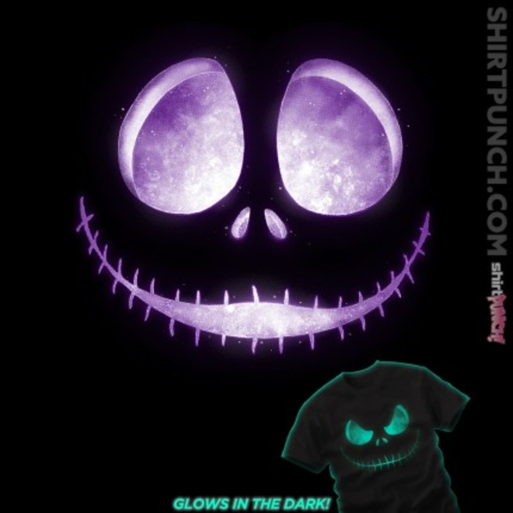 ShirtPunch: Scary Nights