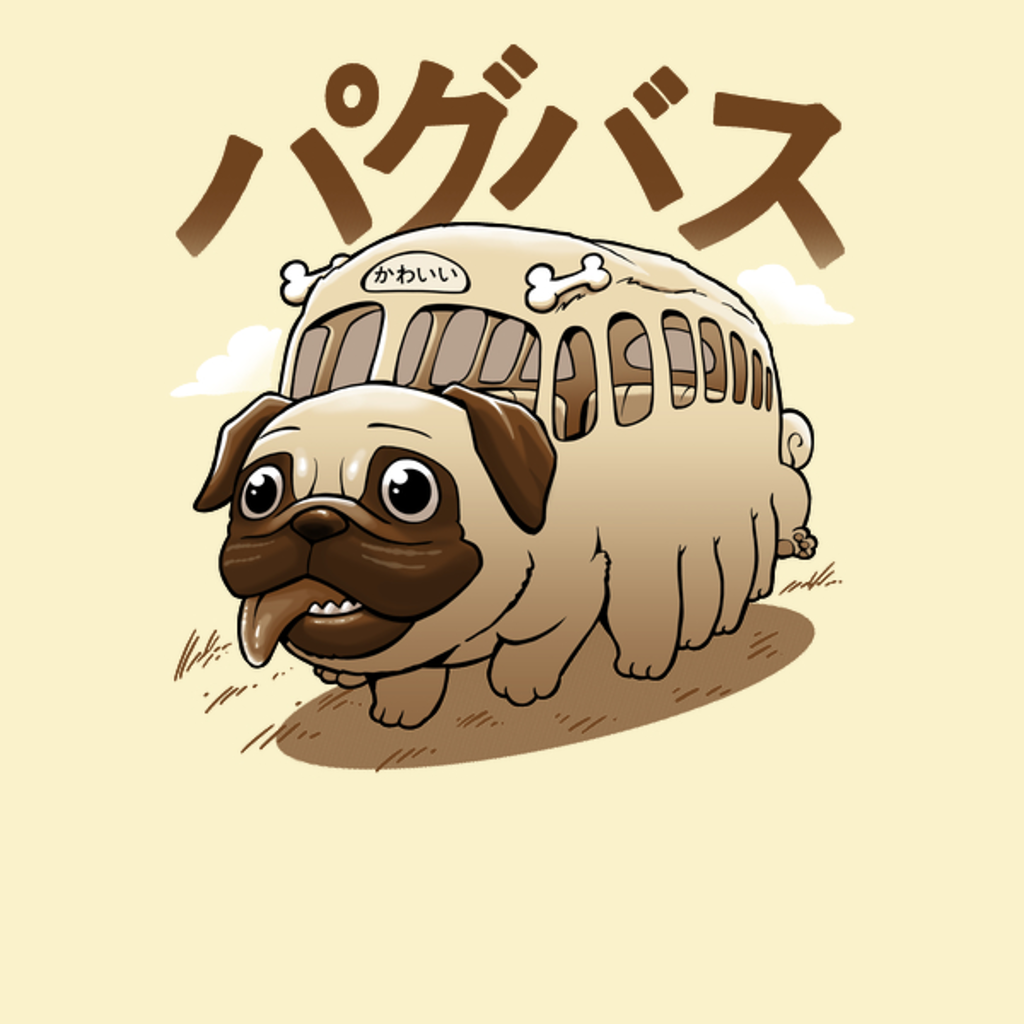 NeatoShop: Pug Bus
