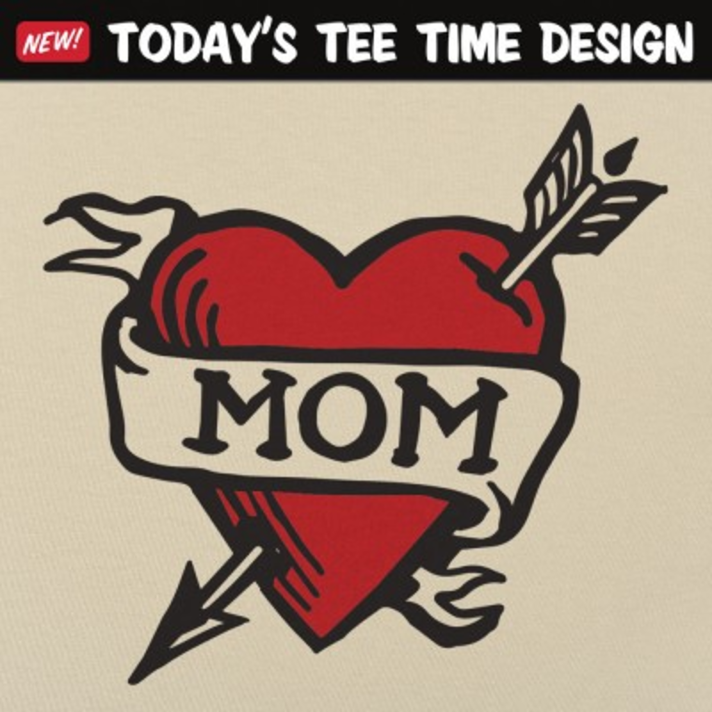 6 Dollar Shirts: Mom Tattoo