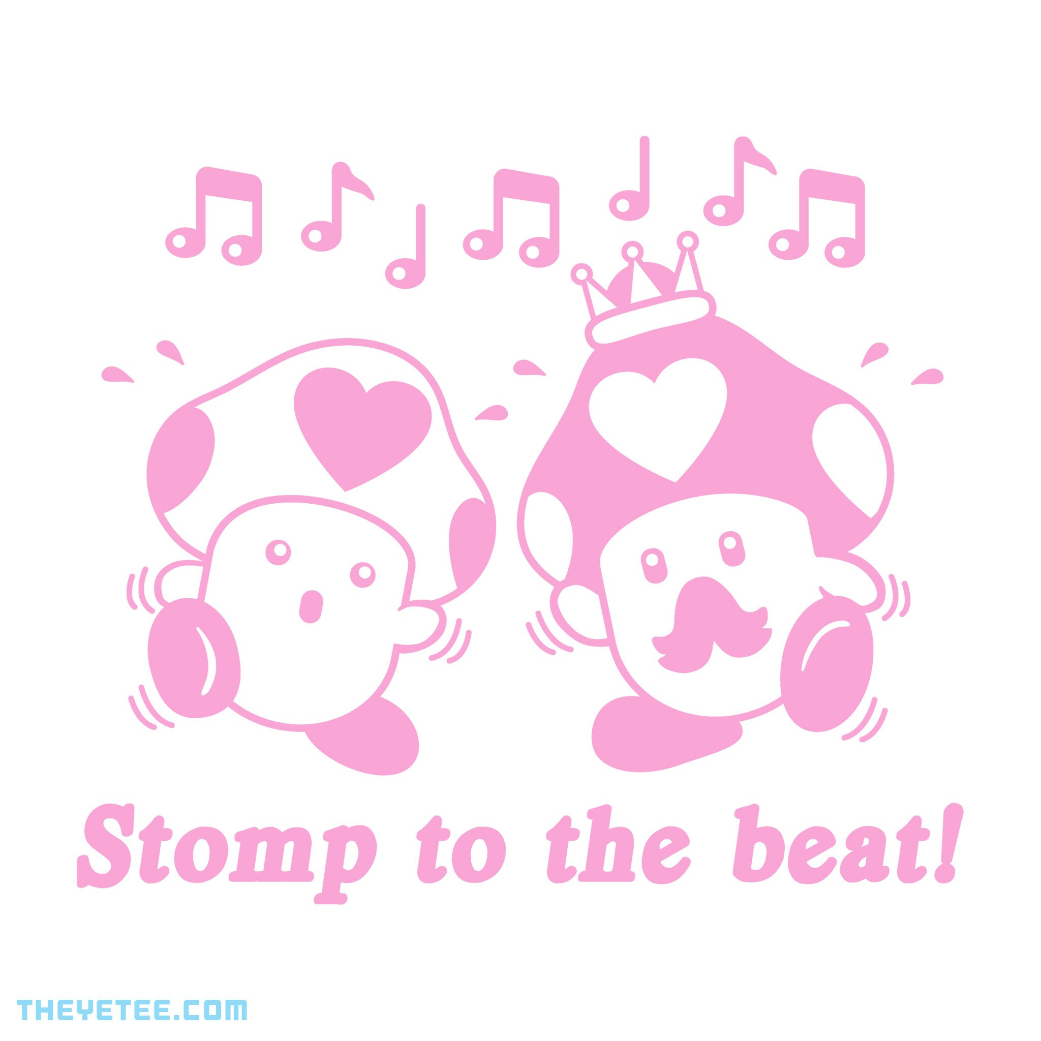 The Yetee: Dancing mushrooms
