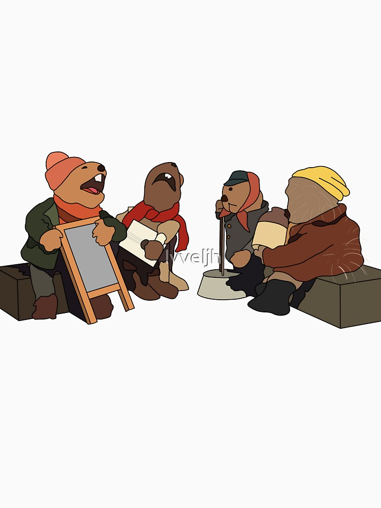 RedBubble: Emmet Otters Jug Band