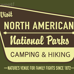 Woot!: Nature's Venue For Family Fights Since 1872