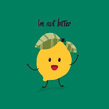 BustedTees: I'm Not Bitter
