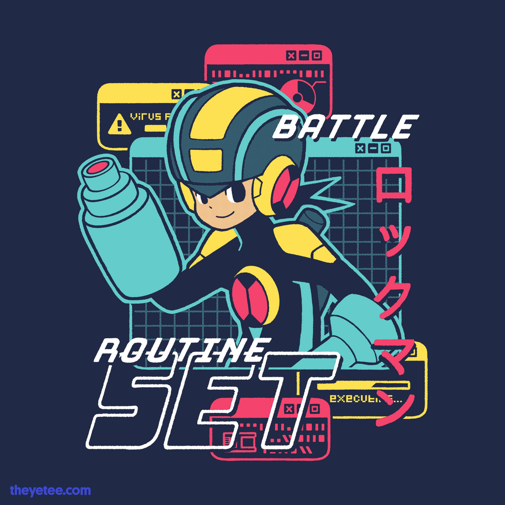 The Yetee: Bustin