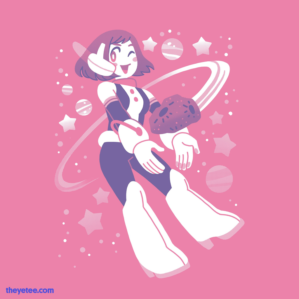 The Yetee: Spacey Spacey Day