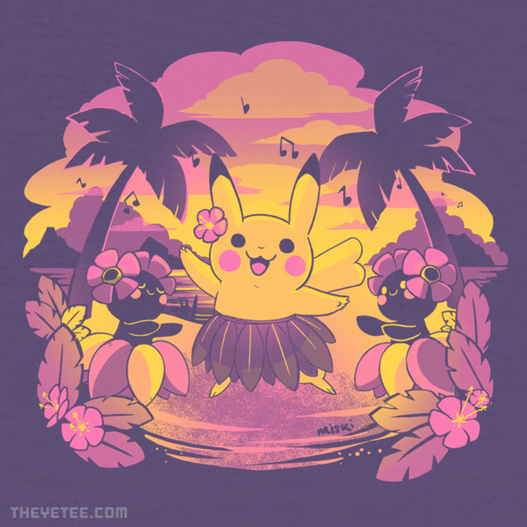 The Yetee: Aloluau