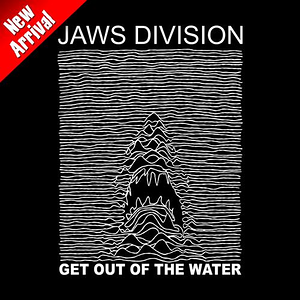 Five Finger Tees: Jaws Division T-Shirt