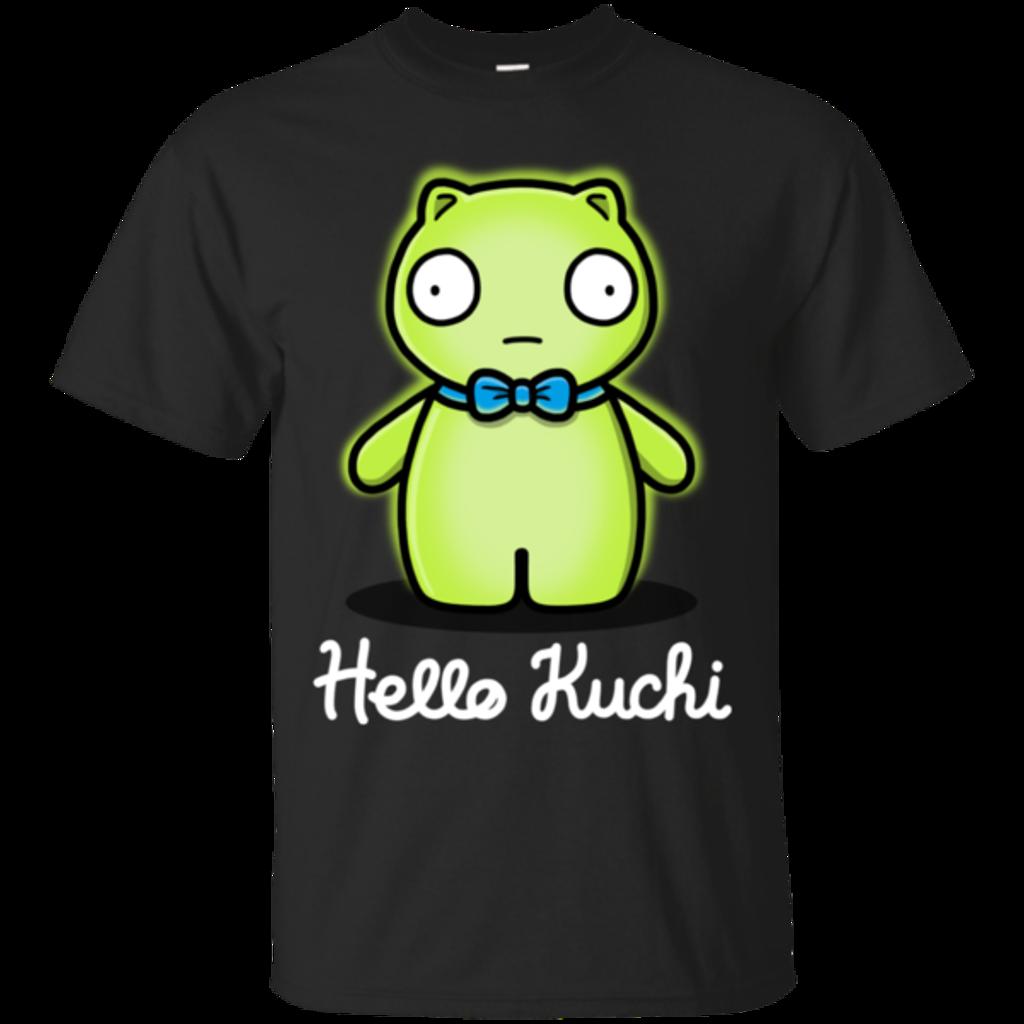 Pop-Up Tee: Hello Kuchi
