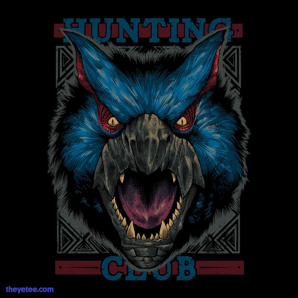 The Yetee: Hunting Club Narga