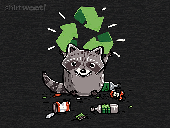 Woot!: Please Recycle