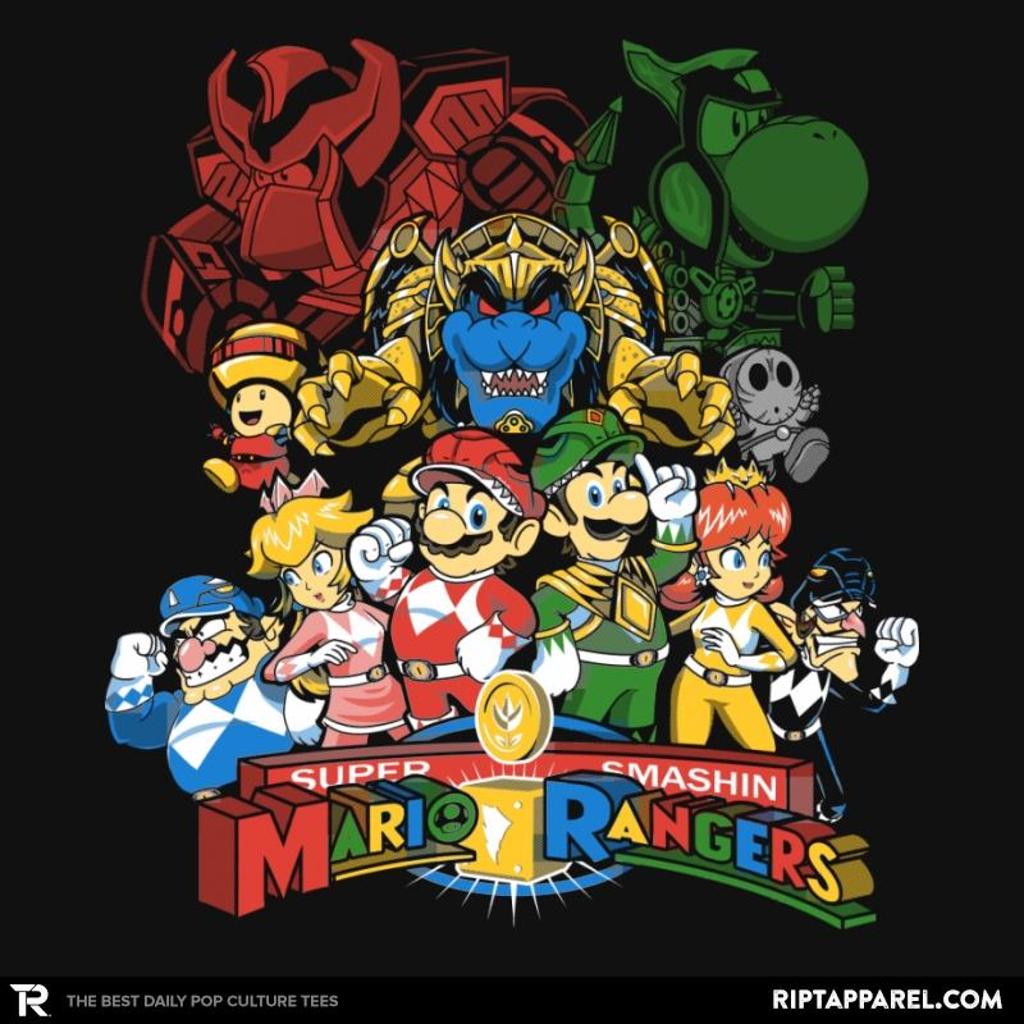 Ript: Mushroom Rangers