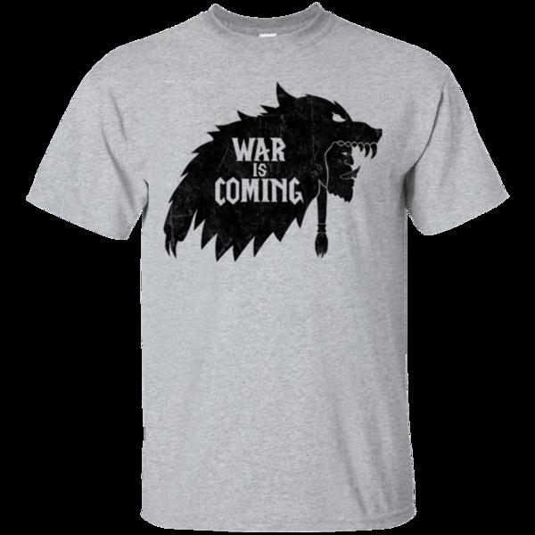 Pop-Up Tee: War is Coming