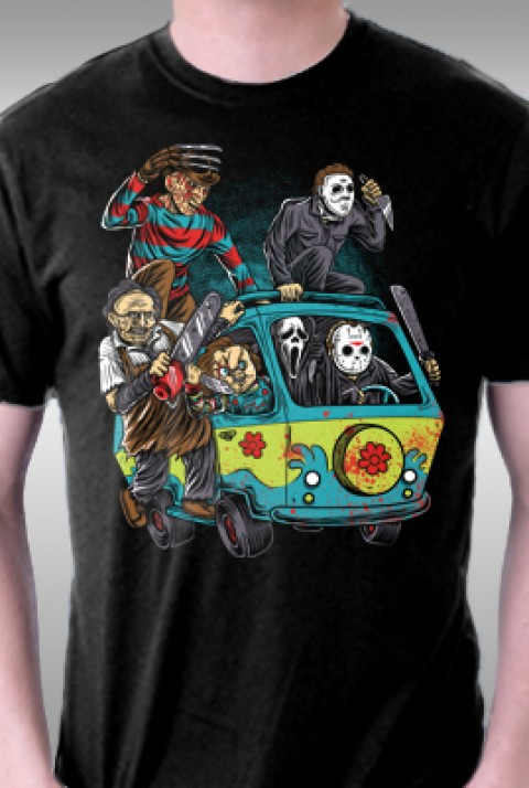 TeeFury: The Massacre Machine