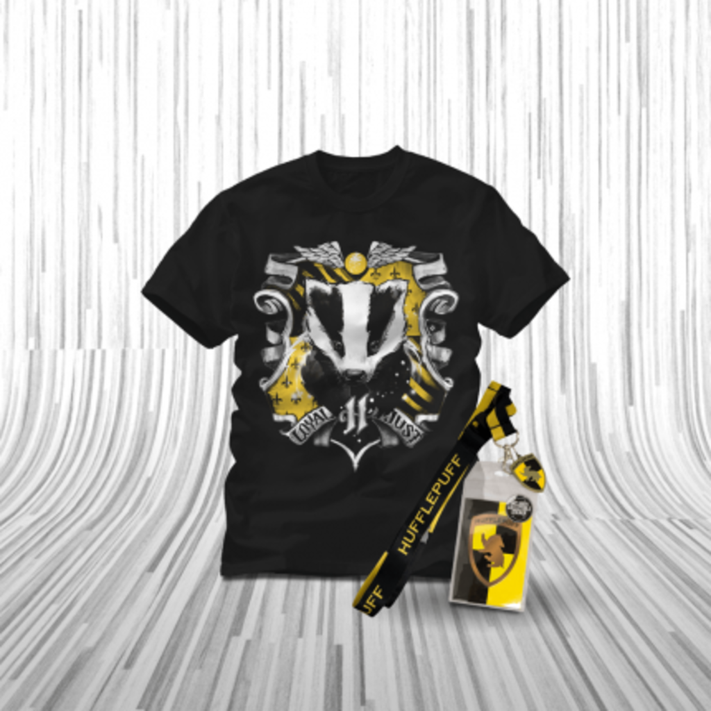 ShirtPunch: Hufflepuff House Bundle