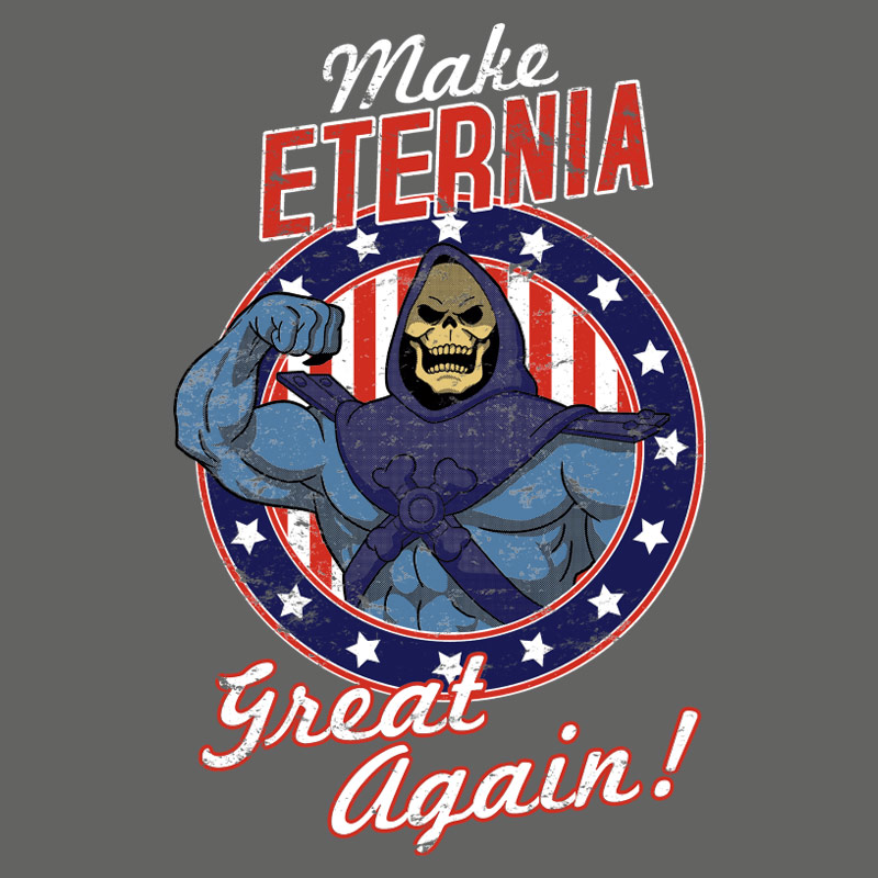 Pampling: Make Eternia Great Again