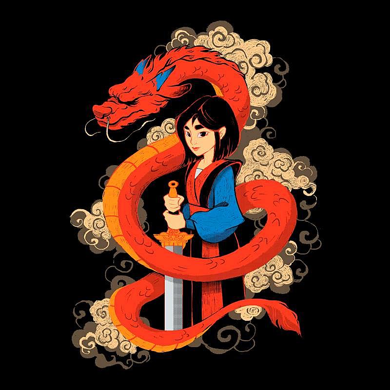 Pampling: Samurai Princess