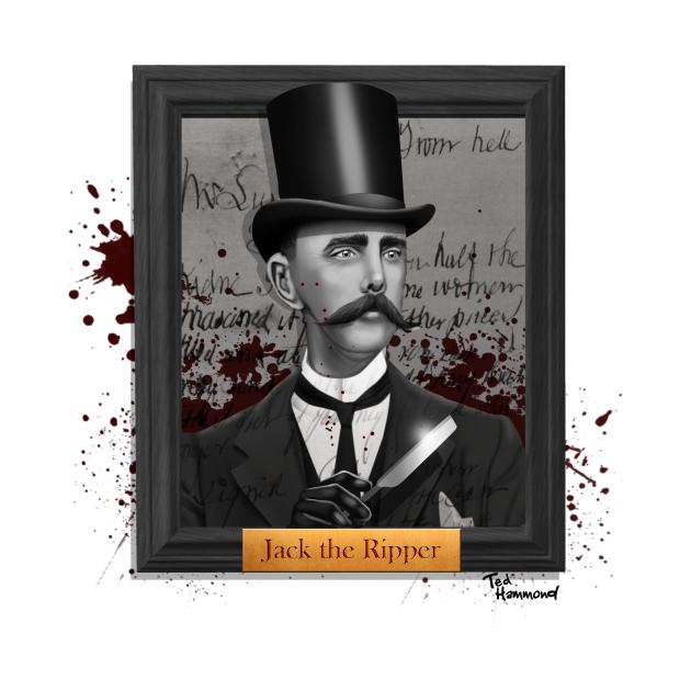 TeePublic: Jack the Ripper