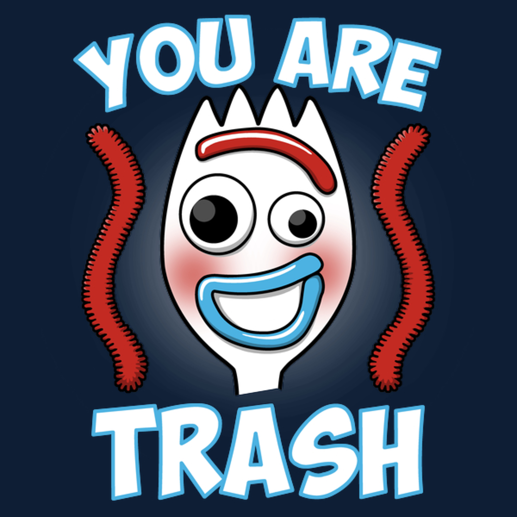 NeatoShop: You Are Trash!