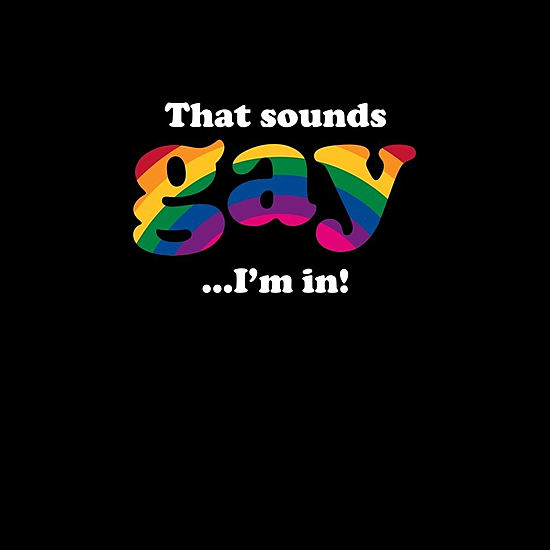 BustedTees: That Sounds Gay