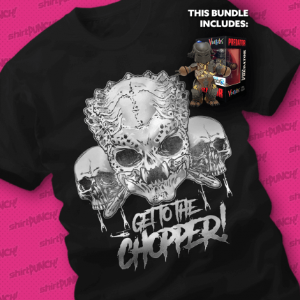 ShirtPunch: What the Hell Are You?! Bundle