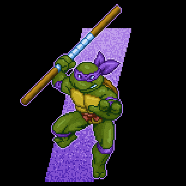 NeatoShop: Donatello Does Machines