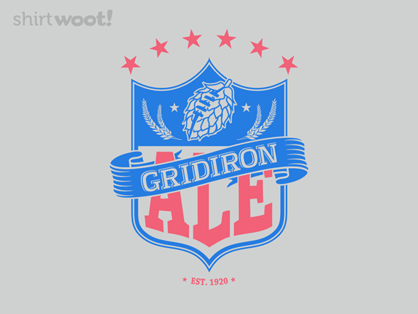Woot!: Gridiron Ale