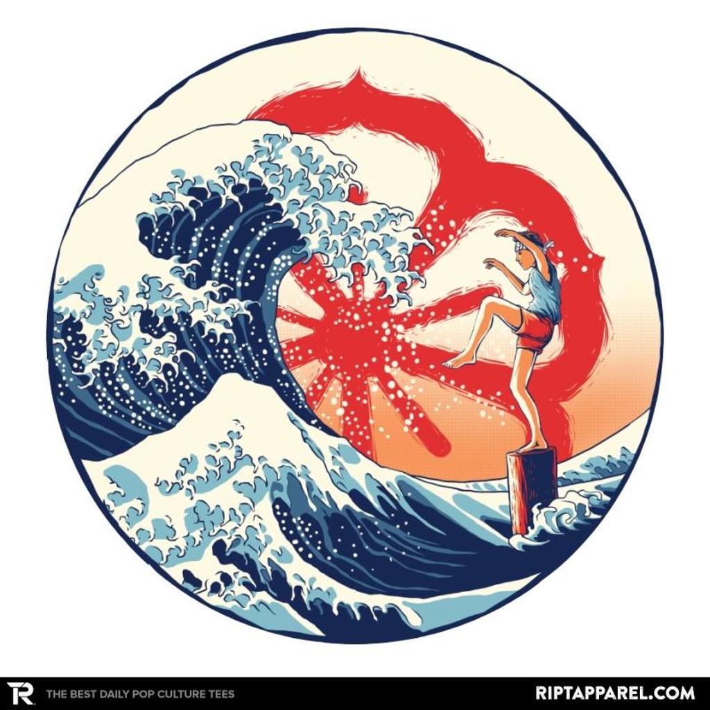 Ript: The Great Wave of Miyagi