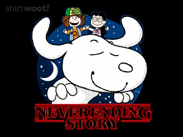 Woot!: StrangerNuts