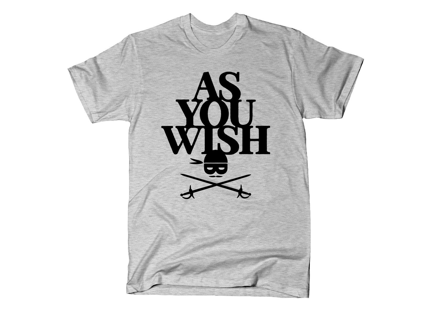 SnorgTees: As You Wish