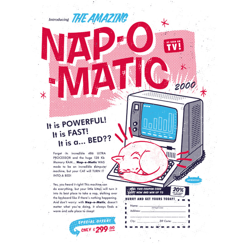 Pampling: Nap-O-Matic