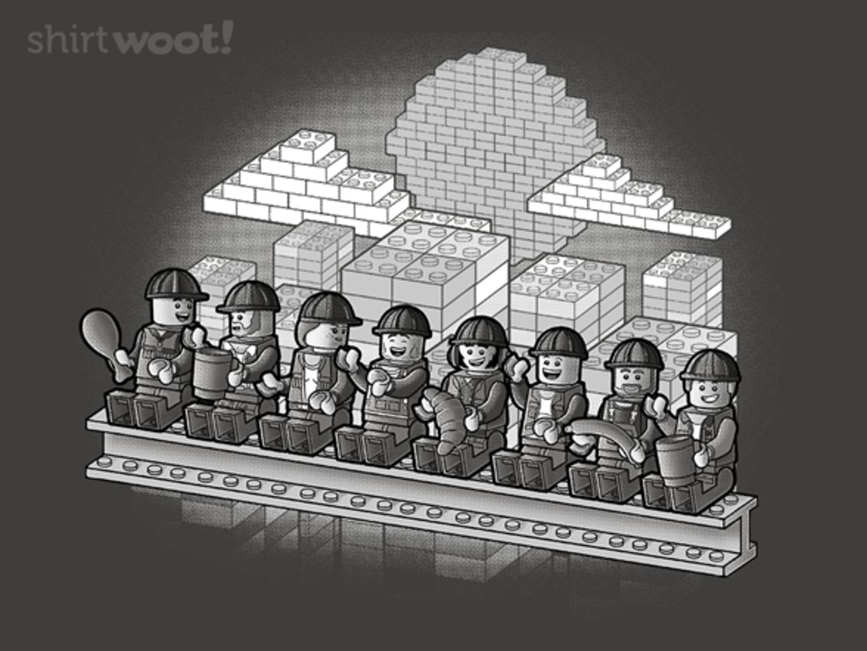 Woot!: Bricks Workers