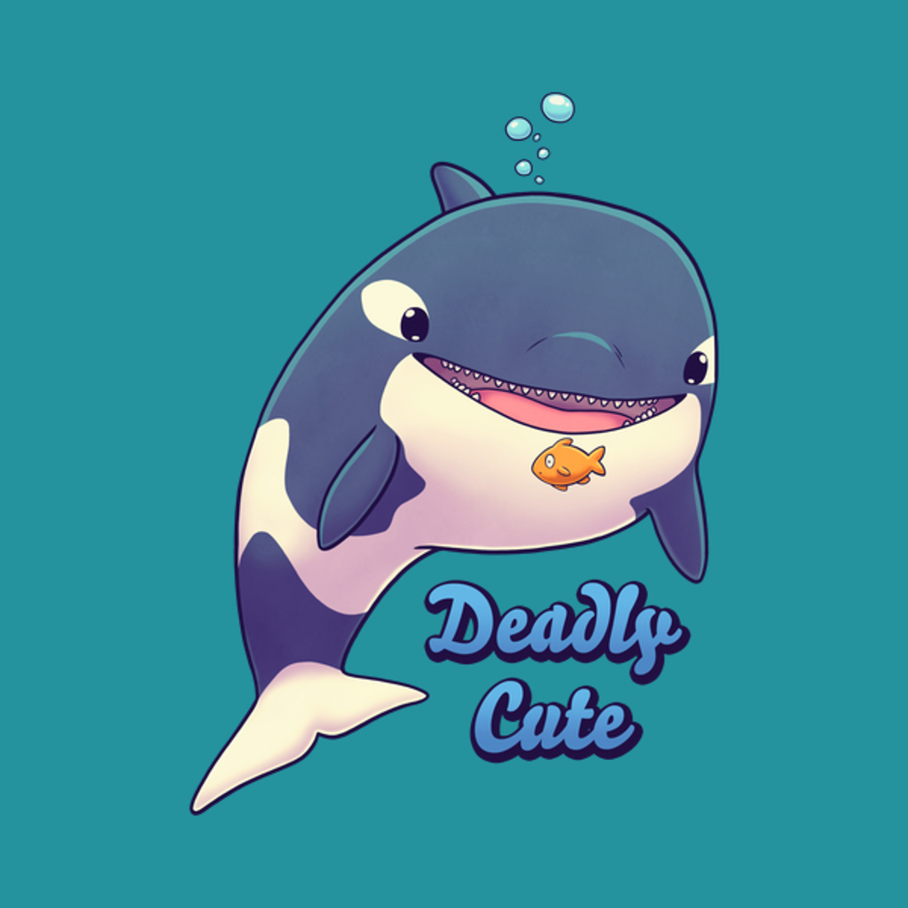 NeatoShop: Deadly Cute Orca