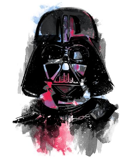 Qwertee: Water Vader